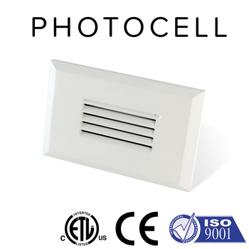 Less 12v Modern Photocell Led Stair Light