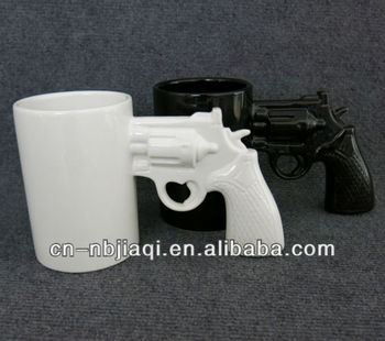 2014 new Big Mouth Toys The Gun Mug