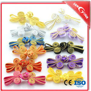 Wholesale China frog button knot for garment
