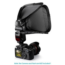 E-Reise Studio, Portrait Soft Box with Flash Ring, Outer Diffuser and Carrying Case for SB910 SB900 SB800 SB600 , 580