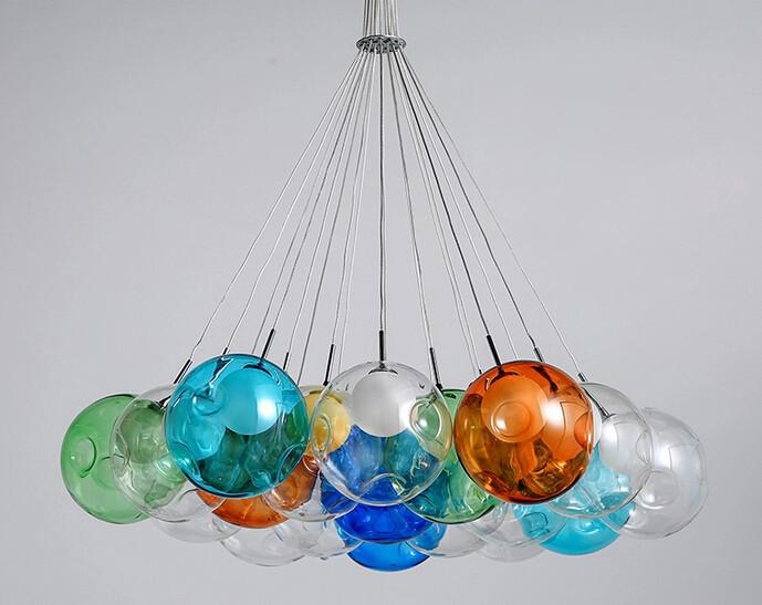 Kronleuchter Farbig ~ Kronleuchter gypsy bunt: der originelle chandelier gybsy