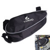 New Triangle Bicycle Cycling Bike Bag Beams Tripod Phone Tools Kit Tool Sports Bags