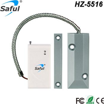Wireless Roller Shutter Door Contact Sensor For Shops And Garages