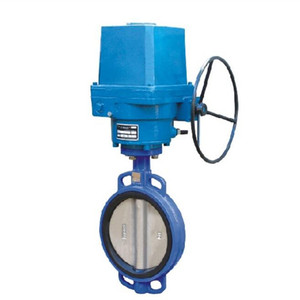 4 inch electric butterfly valve