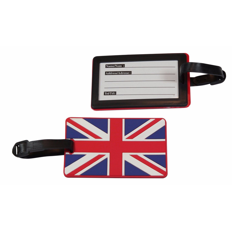 Travel Accessories Unique American USA Flag Luggage Tag