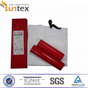 Fire Protection Blanket For Kitchen Safety