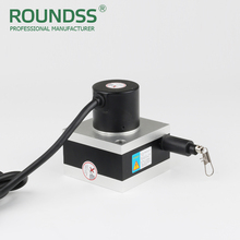 RLP50S aluminium alloy Linear cable transducer/ linear resistive position sensors