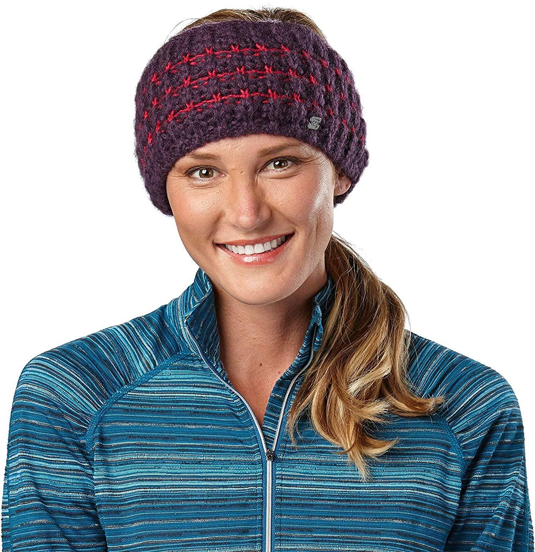 00c03540e1c Get Quotations · Road Runner Sports Women s Knit Ready Ear Warmer
