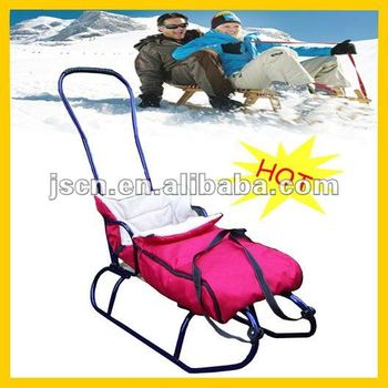 2013 Metal Snow Sled For Kids