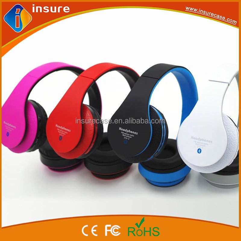 high end Wireless Bluetooth Headphone Foldable Stereo Headset