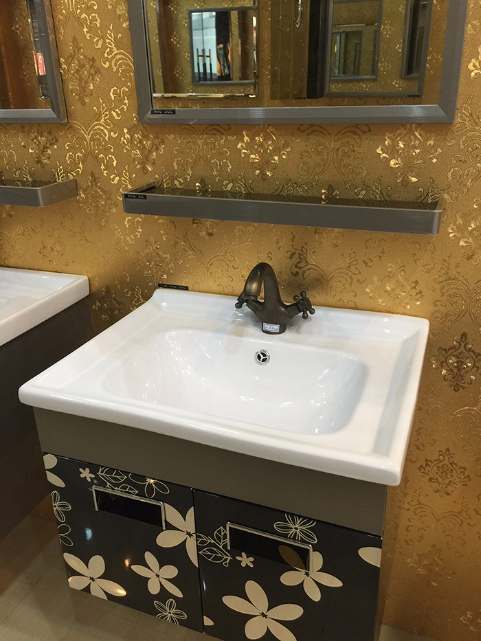 cheap commercial bathroom vanity for apartments