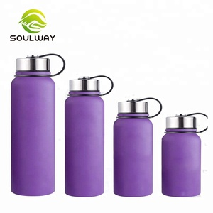 Private Label 550lm, 750ml, 600ml, 1100ml Insulated Hot Code Double Wall Drinking Sports Stainless Steel Water Vacuum flask