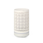 JX Hollow Ceramic Scent Diffusers Machine, 24V Aromatherapy Humidifier, Ultrasonic Aroma Essential Oil Scent Diffuser