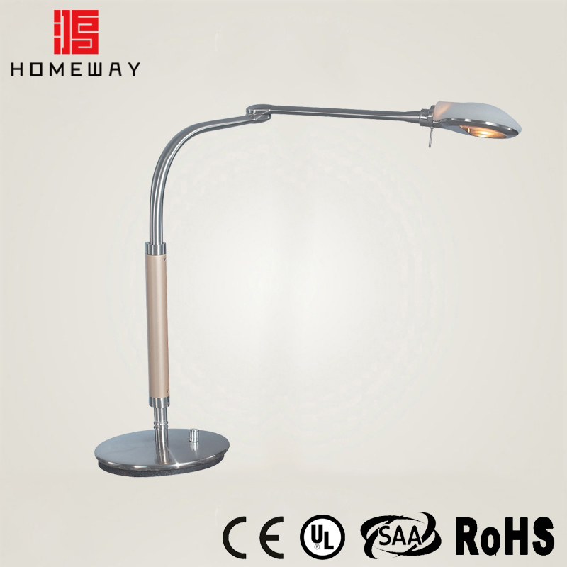 High Efficiency Adjustable Reading Lamp Wall Mounted Red Ul ...