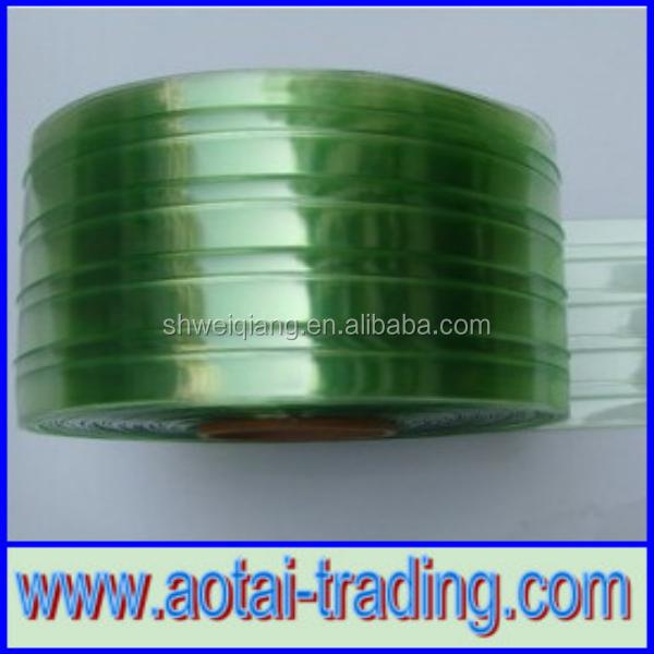 Light Green Color Anti-static Pvc Strip Curtain - Buy Pvc Door ...