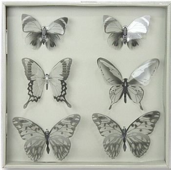 12pcs 3d Butterfly Wall Stickers Fashion Removable Diy Black ...