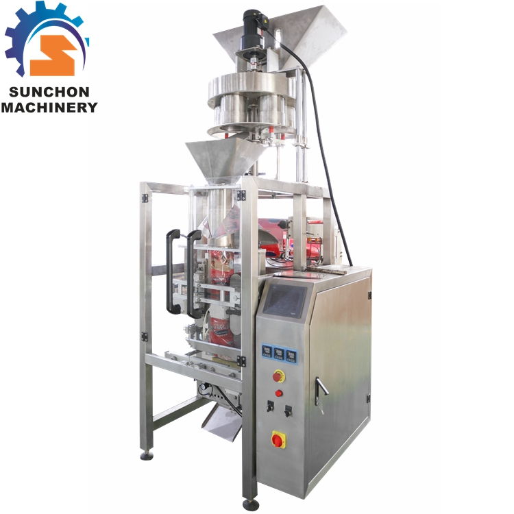 Automatic <strong>Grain</strong>/Rice/Sugar/Beans Volumetric Filling Machine Packing Machine
