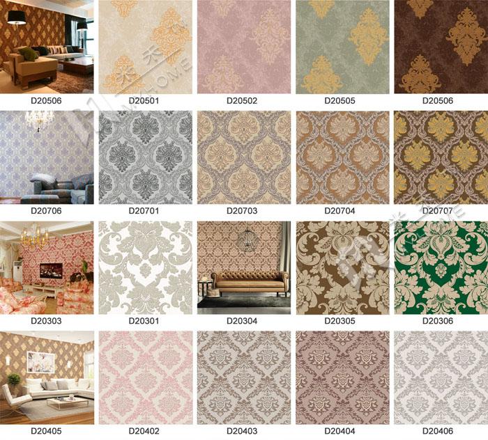 HD20403 Import Wall Paper, Design Wallpaper, Home Interior Decor