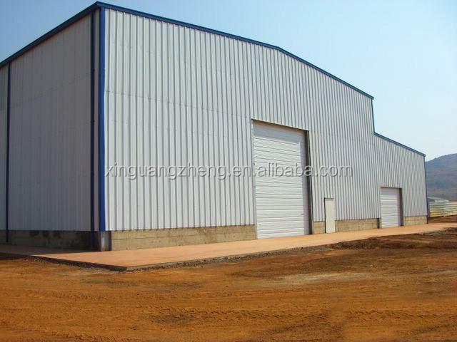 low cost industrial shed designs