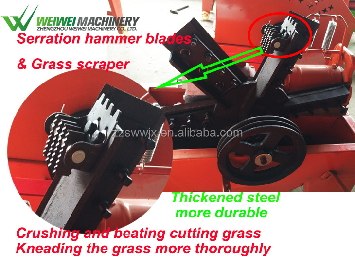 Wholesale grass harvester gasoline trimmer mower Steel