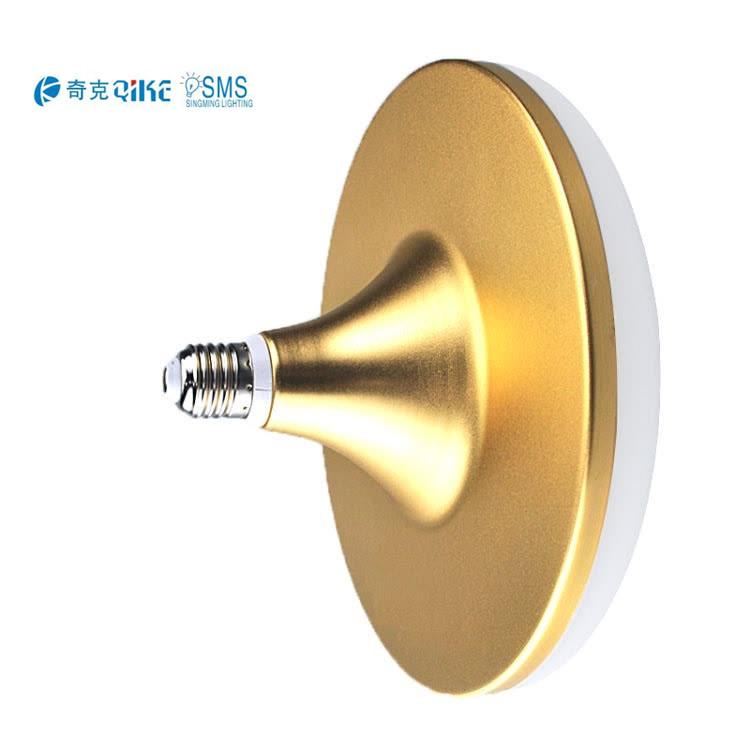 New price energry-saving LED E27 Bulb UFO Globe Light Spotlight 40W White Lamp 220V