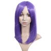 HALLOWEEN PURPLE WIGS COSPLAY PARTY AHIR