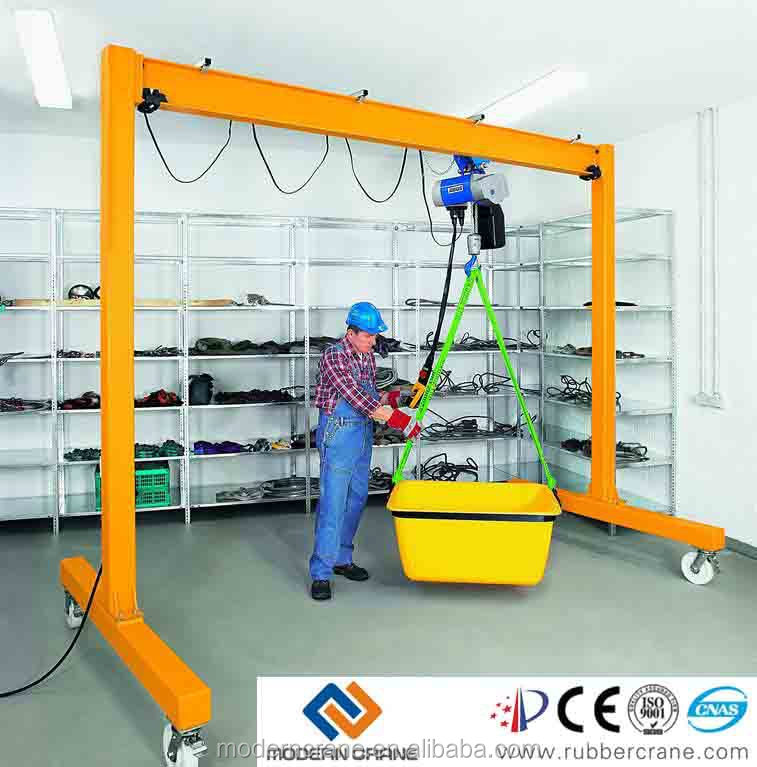 Mobile Crane Rental Malaysia : Ton portable mobile gantry crane manufacturer buy