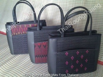 Handmade Reed Handbags