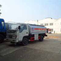 cheap price oil tanker truck fuel truck for sale