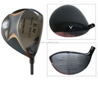 Quality Golf Driver Head ,Very good hitting voice