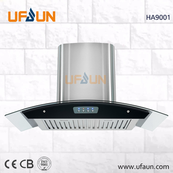 Merveilleux Stainless Steel Professional Factory Kitchen Aire Range Hood