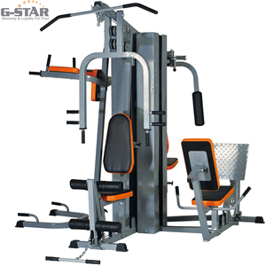 GS-3004B Commercial Body Building Equipment/4 Station for Commercial