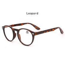 Модные круглые очки для чтения, для мужчин и женщин, Ретро стиль, красные, синие, черные очки, винтажные ультралегкие очки, оправа(Китай)
