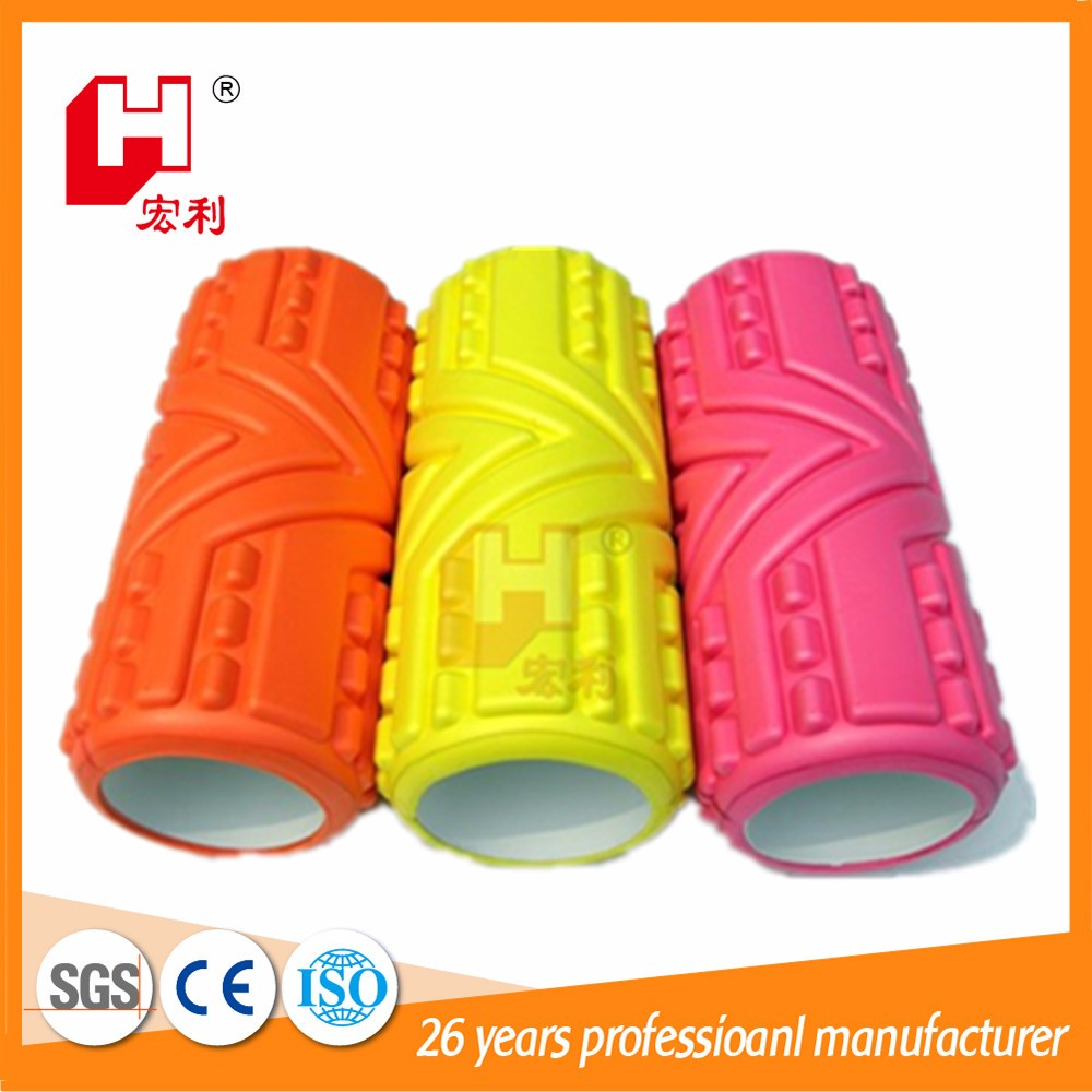 Comfortable home exercise functional factory direct vibrating foam roller