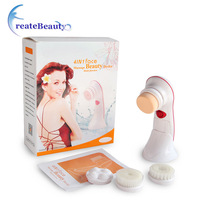 New product 2018 multifunctional wrinkle removal skin tightening hot cold facial massager