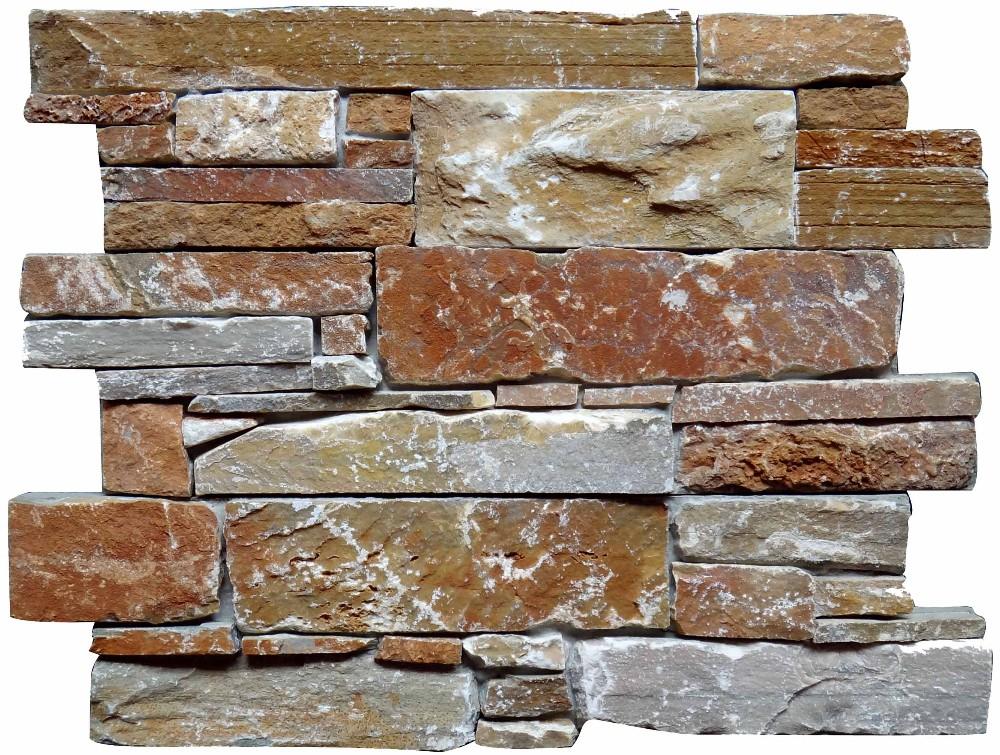 Outdoor Decorative Stone Wall : Exterior decorative wall stone straight garden