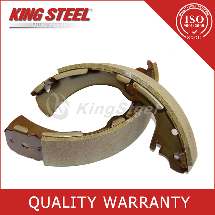 OE 44060-08G25 Brake Shoes For Navara Pick Up D21