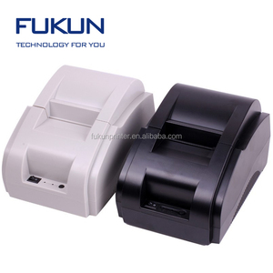 58mm pos thermal printer mini thermal printer for restaurant billing printing machine