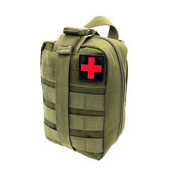 Outdoor Multifunction Military Tactical Molle First Aid Utility Pouch Bag