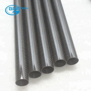 high strength post tension carbon fiber sucker rod