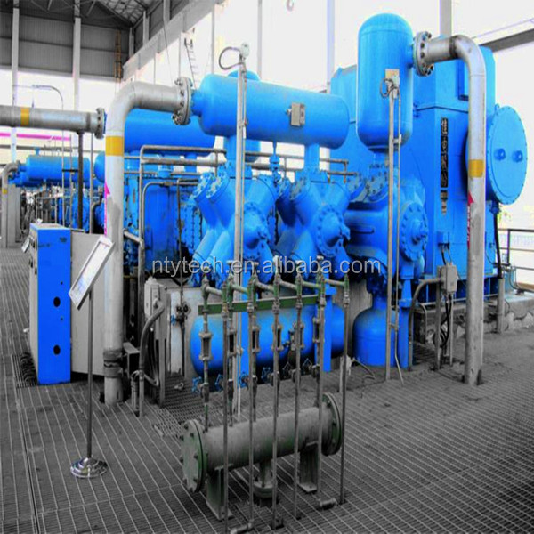 small vibration, smooth operation, reliability, long life wearing parts Nitrogen & methane compressor