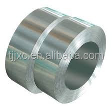 Black SPCC Hardened Tempered Low Carbon Cold Rolled Steel Strip 18