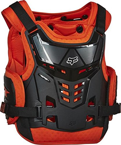 Fox Racing Youth ProFrame LC Raptor Protector - One size fits most/Orange