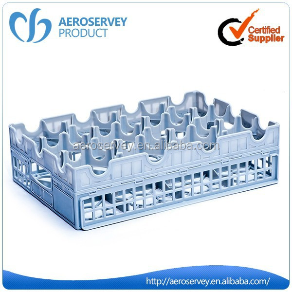 New sytle low cost inflight product drinking glass storage rack