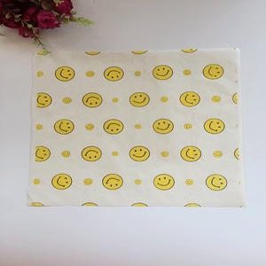 custom printed greaseproof paper in roll with PE lining