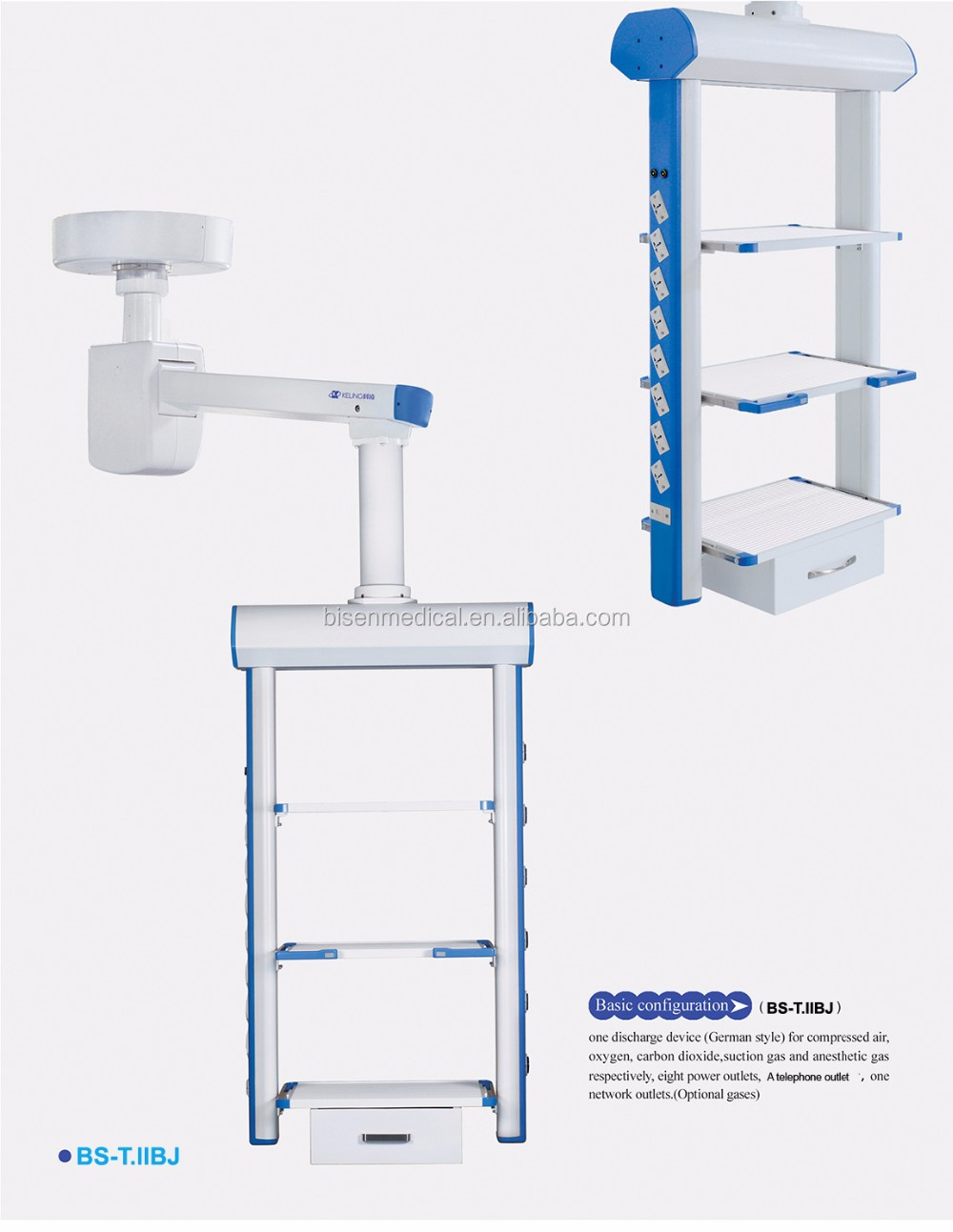 Endoscopic Room: Bs-t.iibj Endoscopic Surgical Ot Pendant Anesthetic