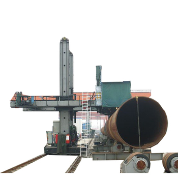 Light duty type auto programmable 3000mm stationary welding manipulator column boom machine for sale THA010-LHQ3