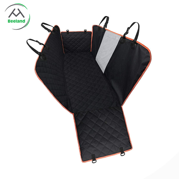 New Design Duty Waterproof Scratch Proof Backing Pet Dog Car Seat Cover