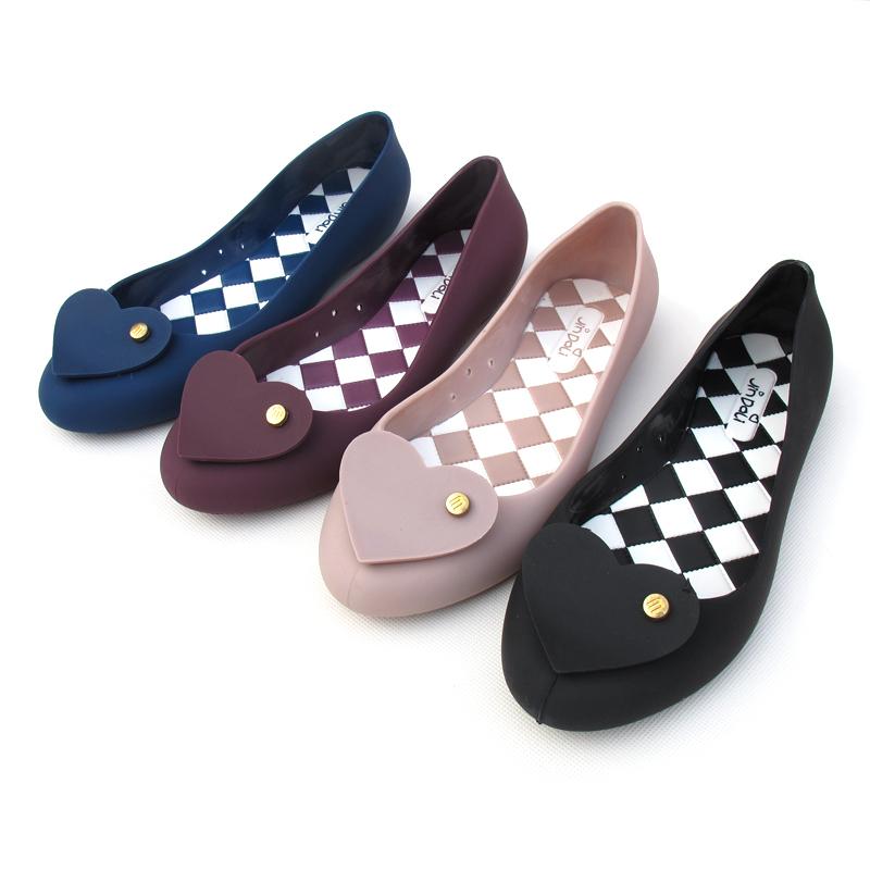 Chaussures Femme, Beige, PVC, 2017, 35 37Melissa