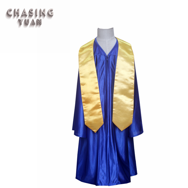 Boys/Girls Graduation Dress Gown&Stole